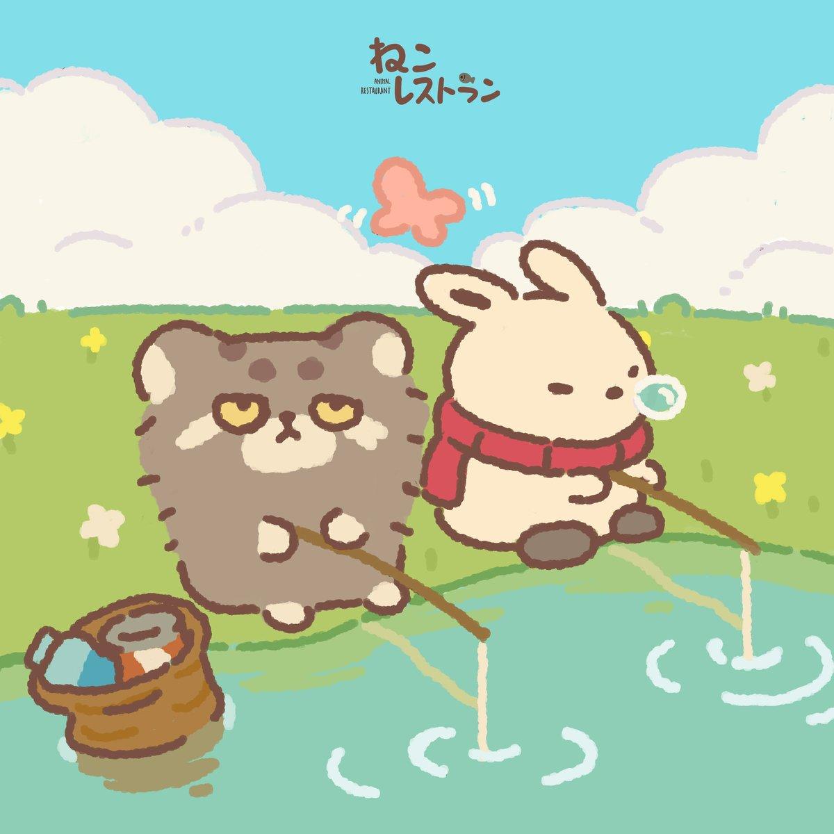 『ねこレストラン』はどんなゲーム?ゆるりと和みたい猫好きさん必見!