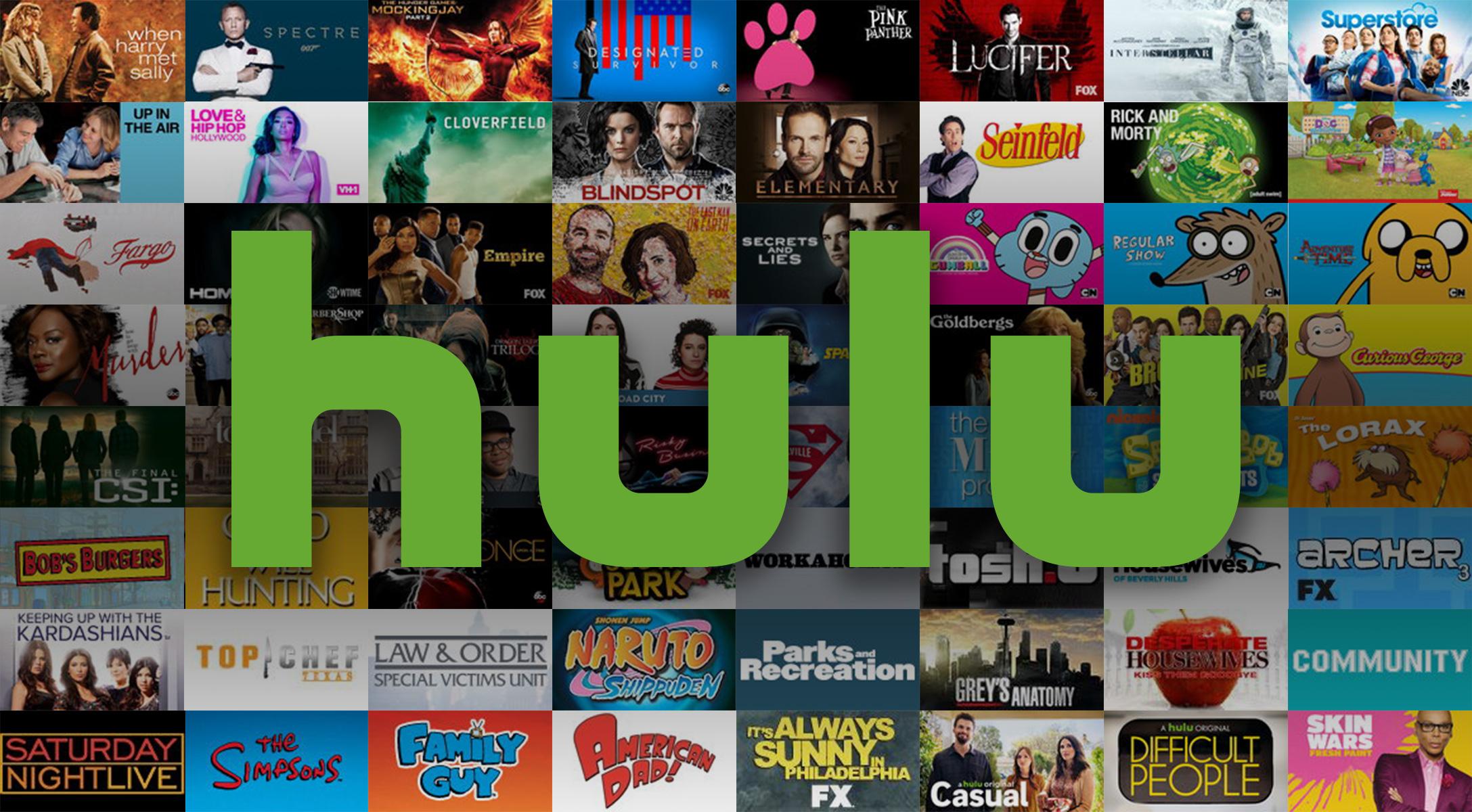 『hulu』をサクッと解説!ファミリーみんなで楽しめる充実の配信数!